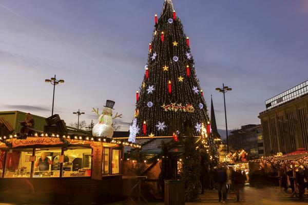 Najbardziej imponujące dekoracje świąteczne