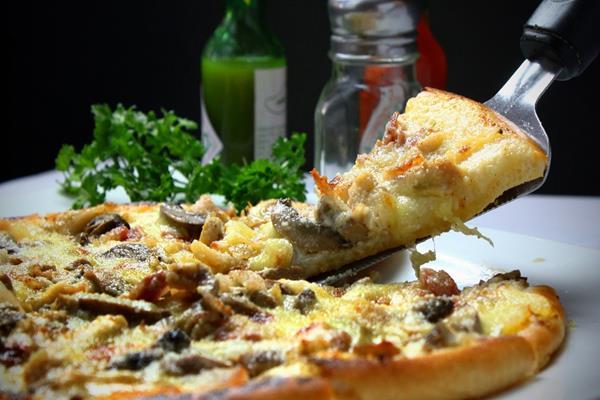 Niekonwencjonalna pizza