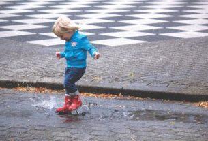 Wybieramy najlepsze buty na deszcz dla dzieci