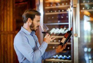 Jak wybrać odpowiednia lodówkę do win?