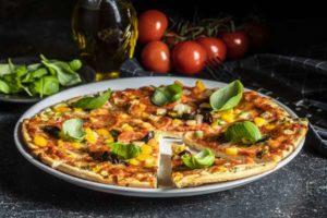 Stół chłodniczy do pizzy