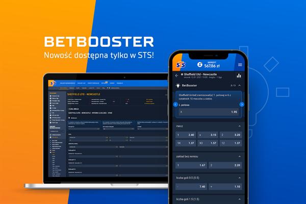 BetBooster w STS, czyli sztuczna inteligencja w służbie gracza